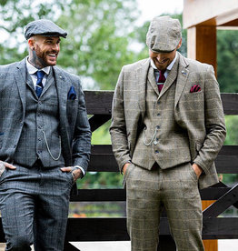 House of Cavani 3-delig Tweed Suits Confectie House of Cavani