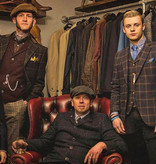 Gibson 3-delig Tweed Suits Confectie Gibson London