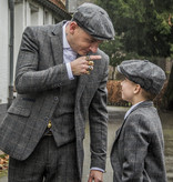 Bad Boys Bad Boys 3-delig Tweed Suits voor kids
