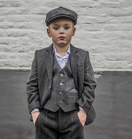Bad Boys Bad Boys 3-delig Tweed Suits voor kids