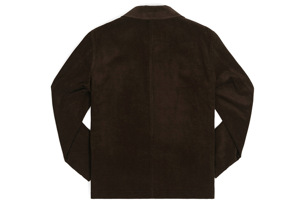 The Boogie Holiday & Co. 1928 Manchester Corduroy Jacket Brown