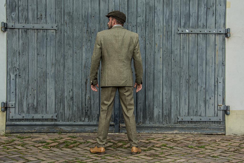 House of Cavani 3 delig tweed pak Grafton