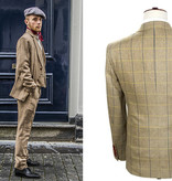 Abito Premium Suits 3-delig tweed pak Hooton