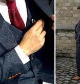 Abito Premium Suits 3-delig tweed pak Fontwell