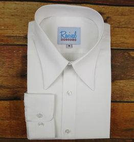 Revival 1930  Spearpoint Collar Shirt