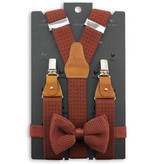 Sir Redman Bretels combipack Mr. Rectangle