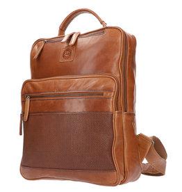 Leather Design Buzz leren rugzak