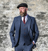 Abito Premium Suits 3-delig tweed pak Cartmel