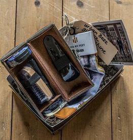 Urban Bozz Giftbox - Shoeshine