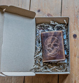 Urban Bozz Giftbox Skull Wallet