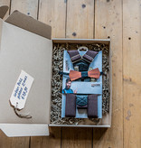 Urban Bozz Giftbox - Wooden Brown