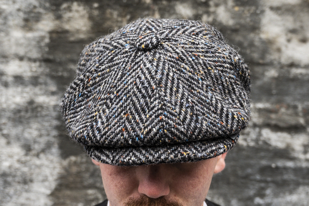 City Sport Multicoloured  Newsboy Cap