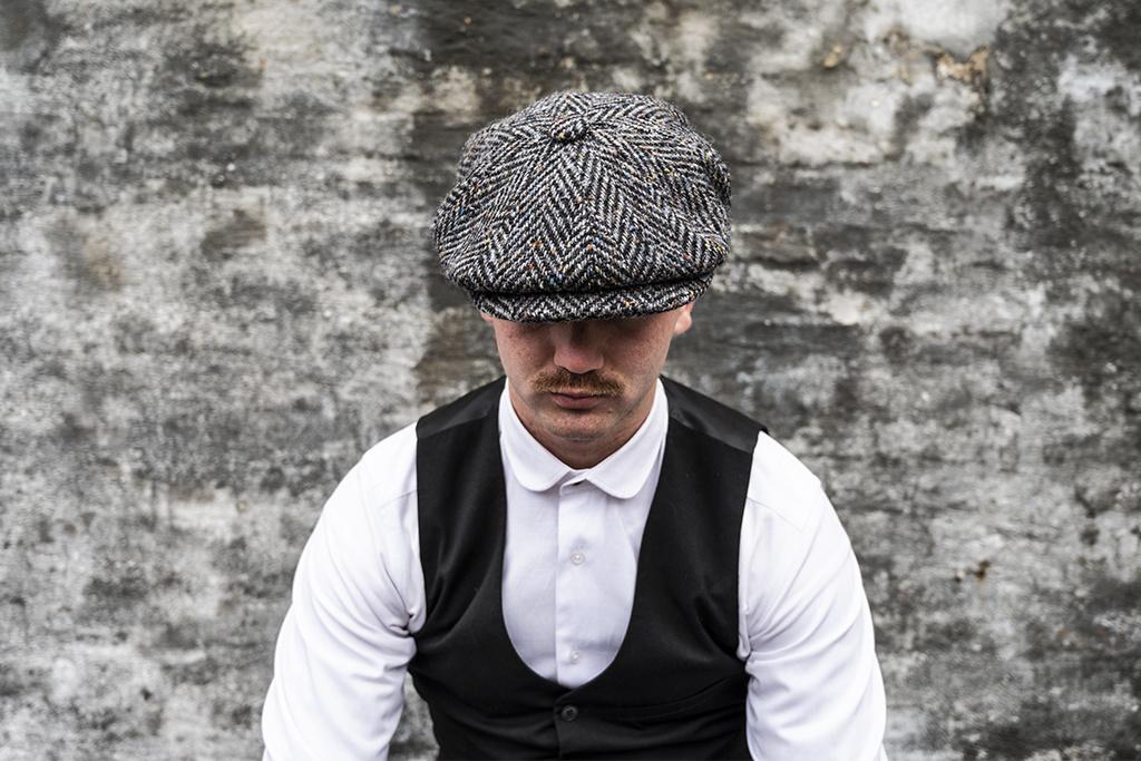 City Sport Multicoloured  Peaky Blinders newsboy cap