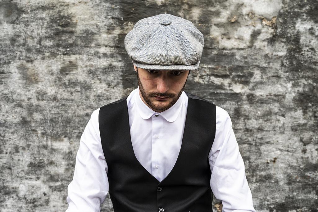 City Sport Pale Grey  Cap