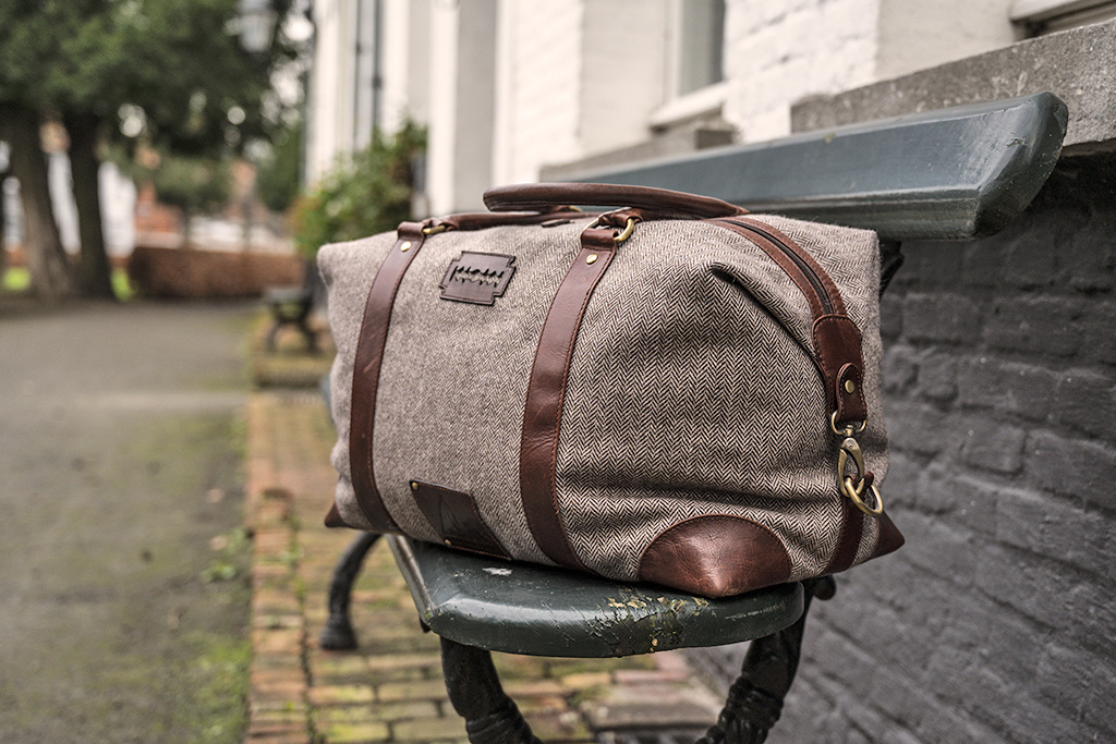 Shelby Brothers collection by Orange Fire Digbeth weekendtas