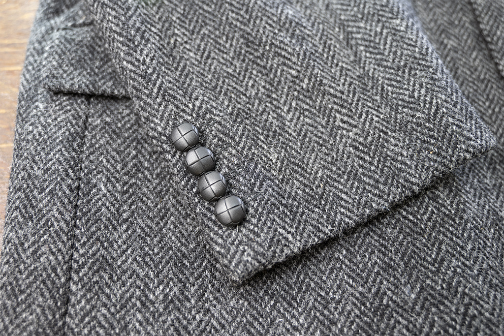 Salvage by Urban Bozz Tweed jacket Felix XL