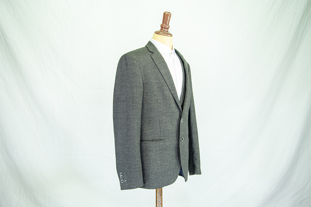 Salvage by Urban Bozz 3-delig Thuiswerk suit  Lodewijk L
