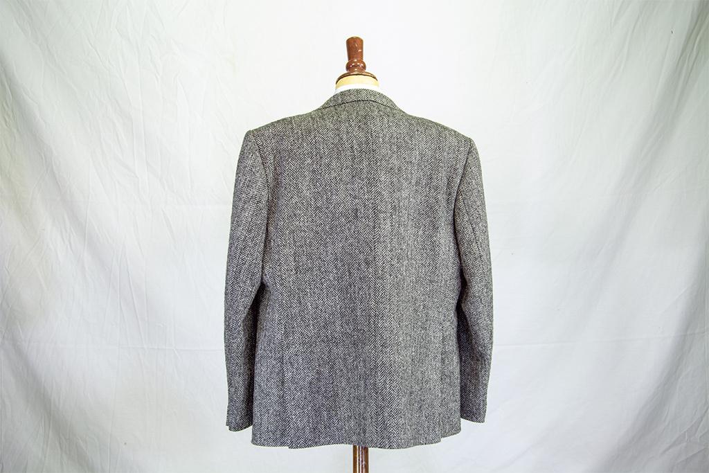 Salvage by Urban Bozz Tweed jacket Krijn XL