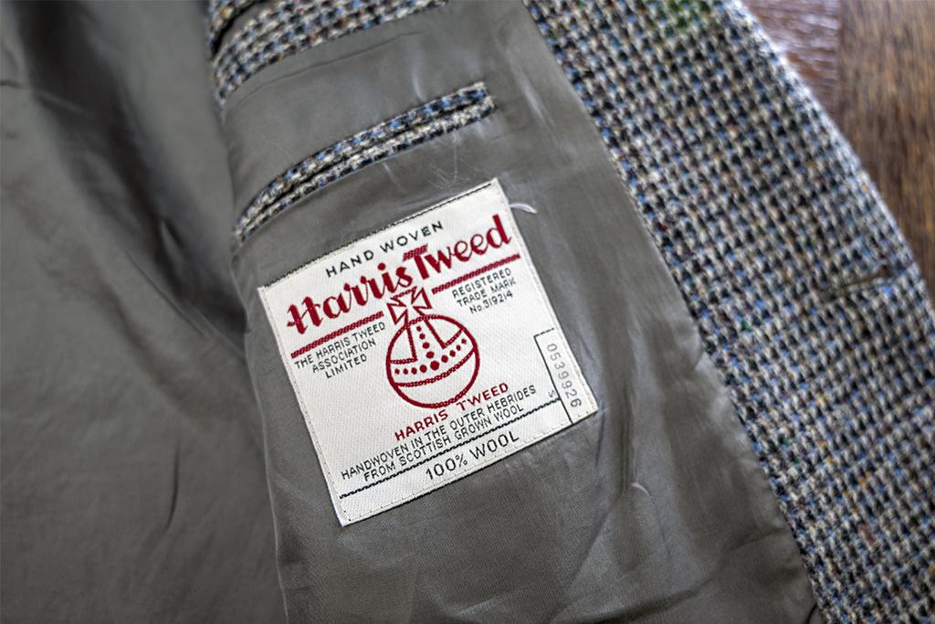 Salvage by Urban Bozz Tweed jacket  Silvain XL