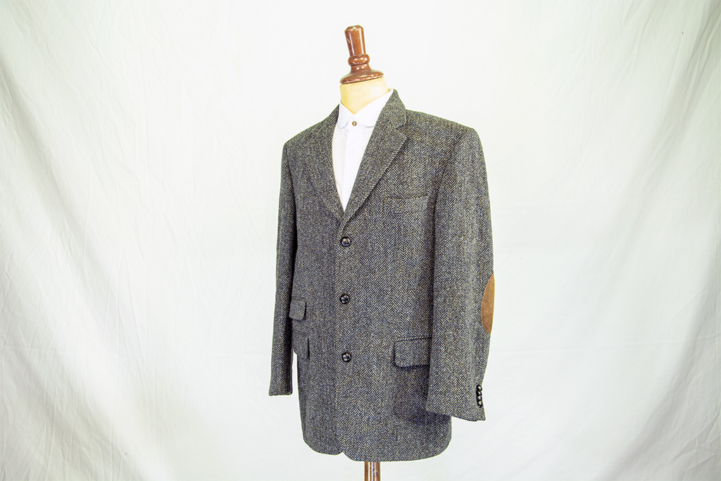 Salvage by Urban Bozz Tweed Jacket Wouter L