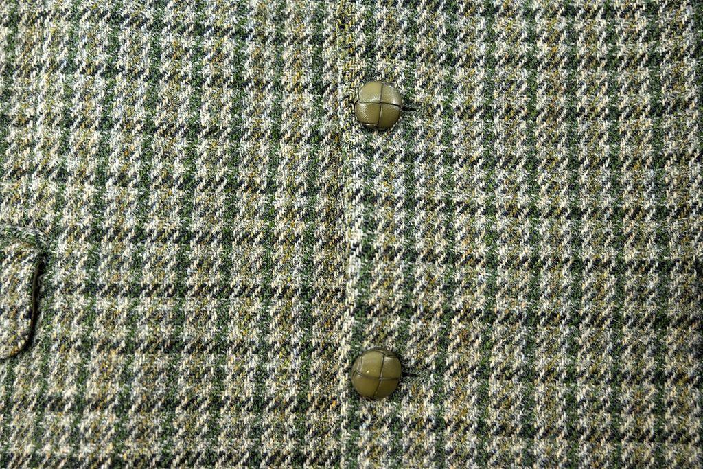 Salvage by Urban Bozz Tweed Jacket Norbert L