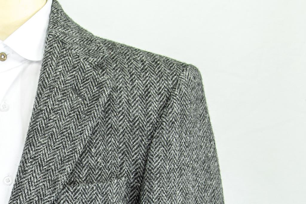 Salvage by Urban Bozz Tweed Jacket Eugène M
