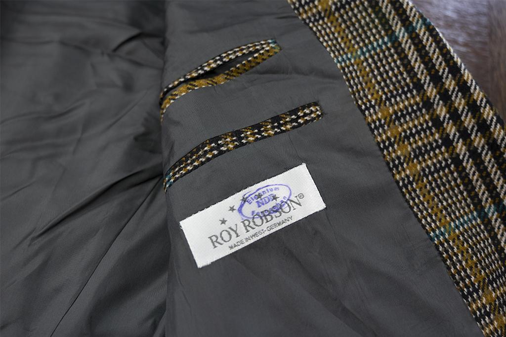 Salvage by Urban Bozz Tweed Jacket Amedée L