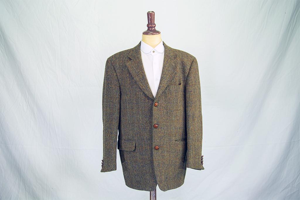 Salvage by Urban Bozz Tweed jacket Augustien L