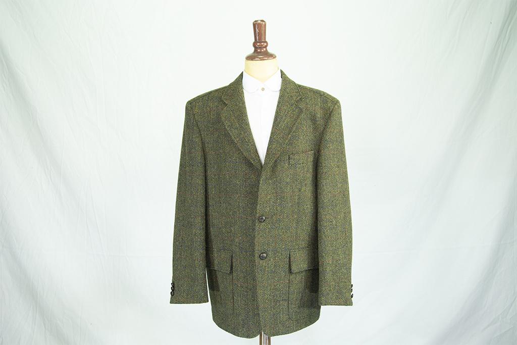 Salvage by Urban Bozz Tweed jacket Moos L