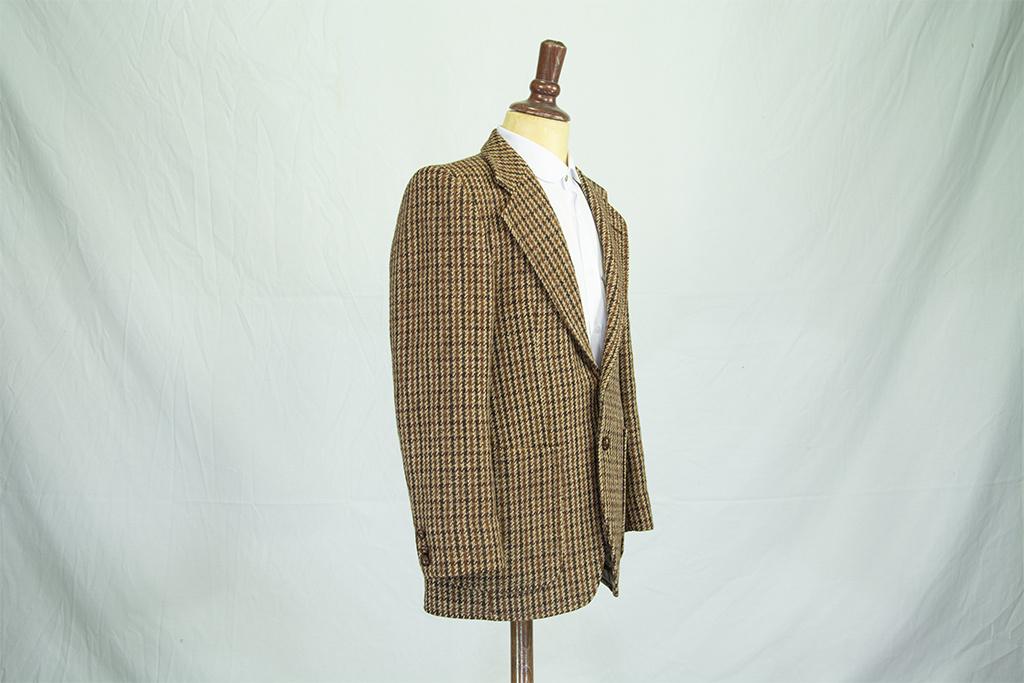 Salvage by Urban Bozz Tweed jacket Jacob M