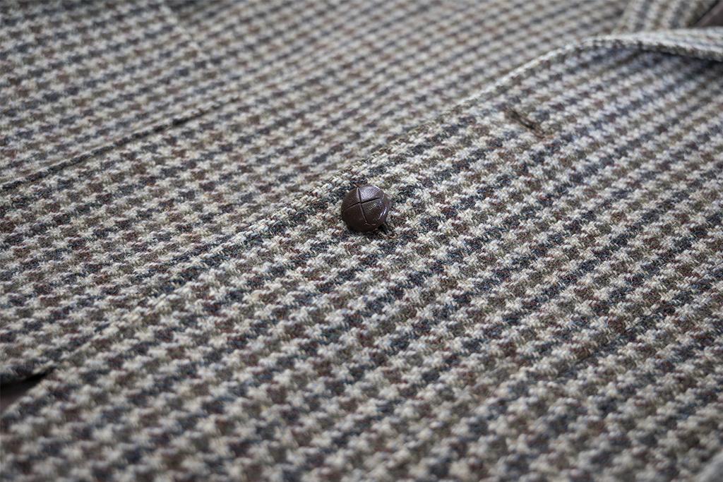 Salvage by Urban Bozz Tweed jacket Janus M