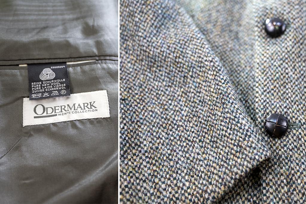 Salvage by Urban Bozz Tweed jacket Kobus XL