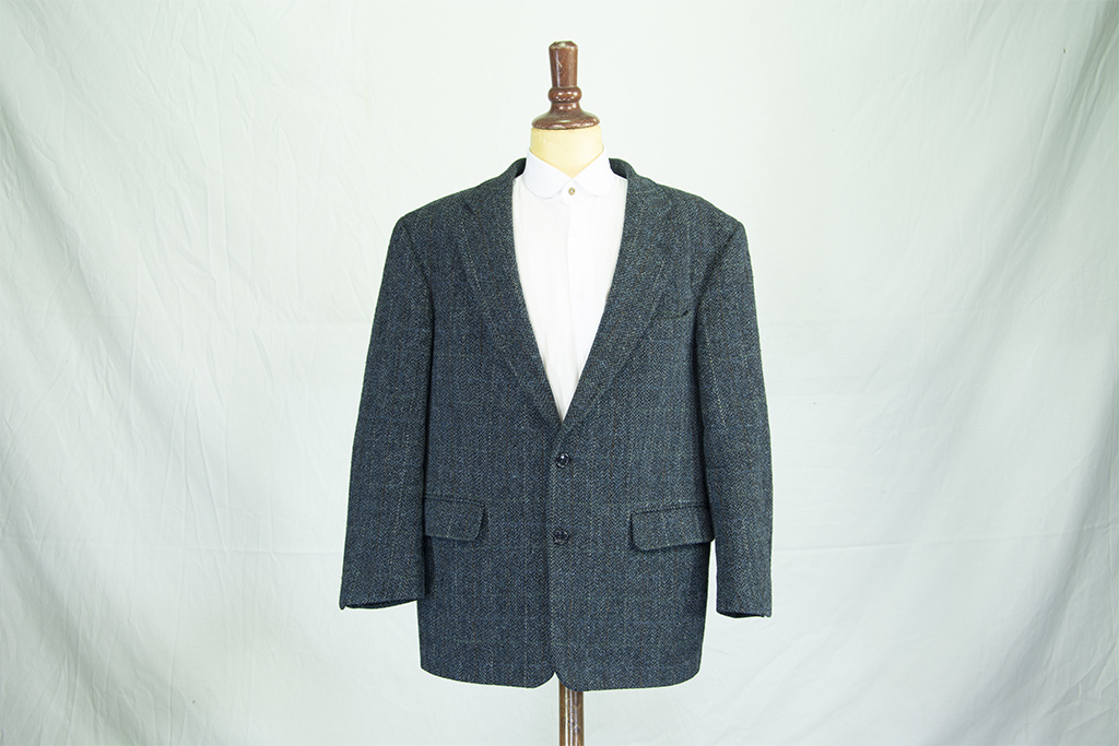 Salvage by Urban Bozz Tweed jacket Fred M