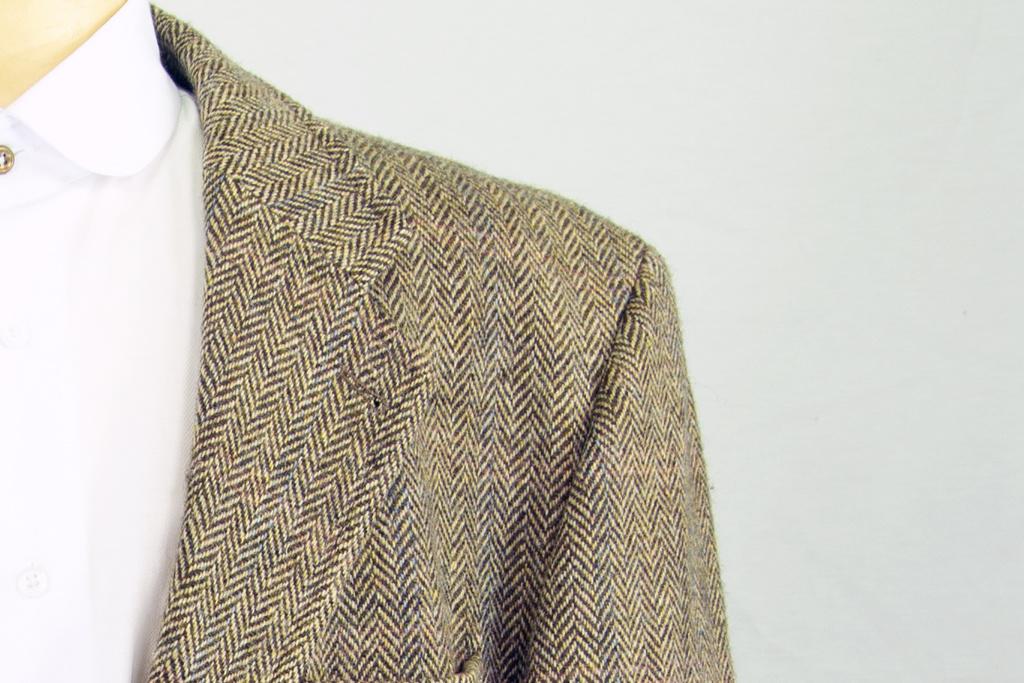 Salvage by Urban Bozz Tweed Jacket Kamiel L