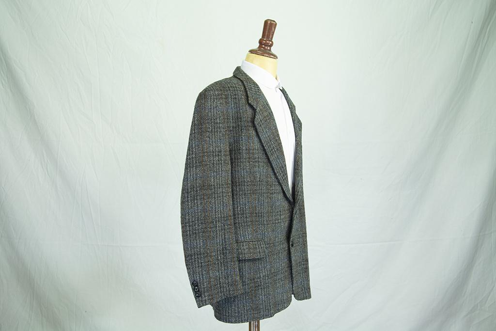Salvage by Urban Bozz Tweed Jacket Dré XL