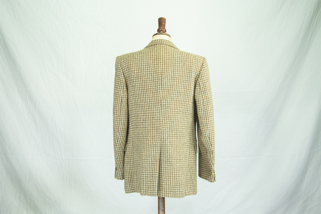 Salvage by Urban Bozz Tweed Jacket Reinier M