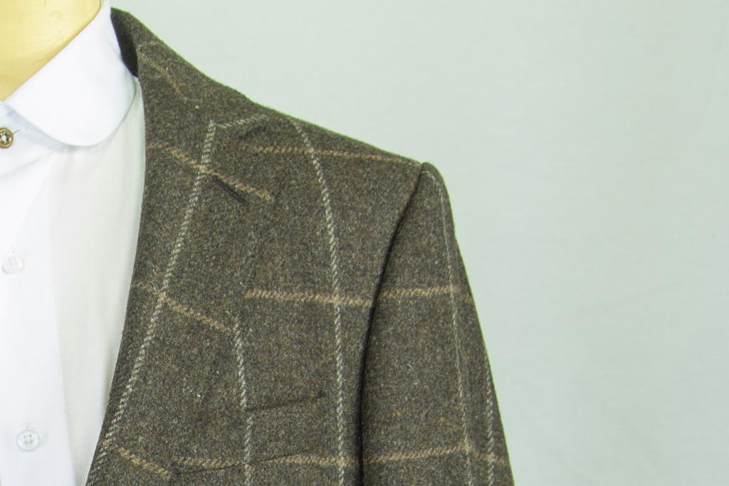 Salvage by Urban Bozz Tweed jacket Emiel M/L