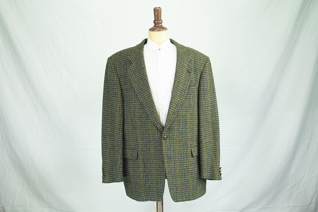 Salvage by Urban Bozz Tweed jacket Johan XXXL