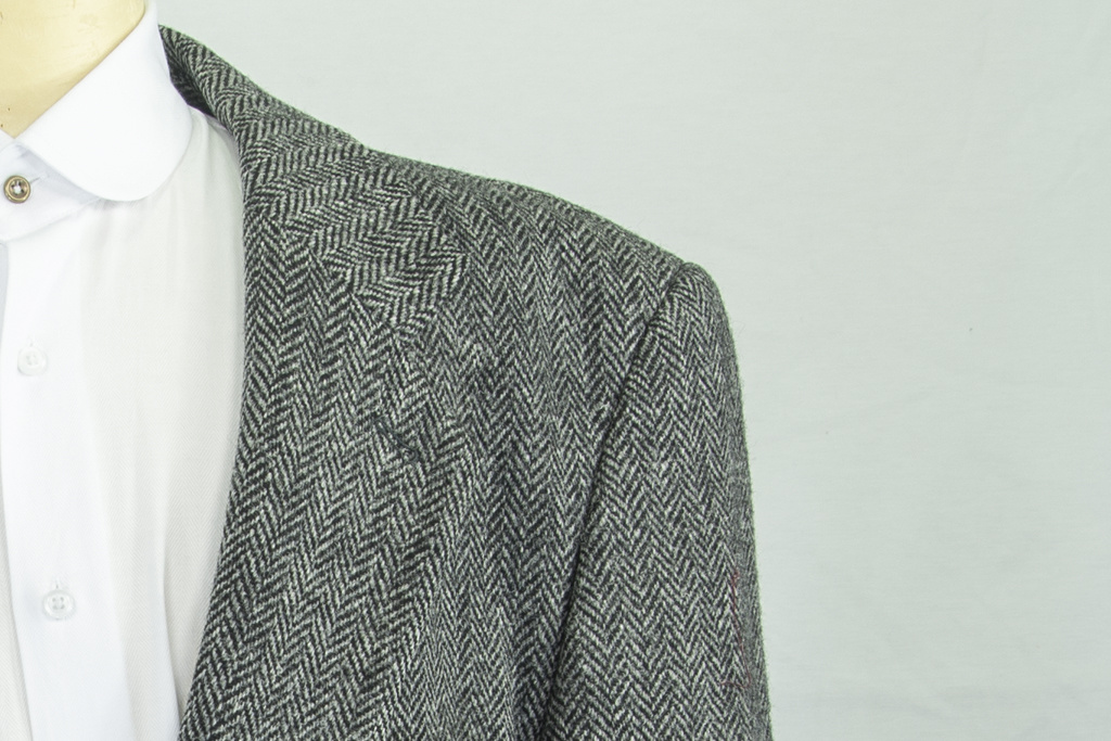 Salvage by Urban Bozz Tweed jacket Gijs XXL