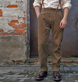 Annual Ring 1922 Corduroy Farmer Work Pants