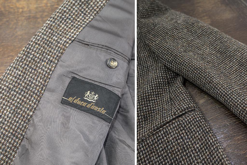 Salvage by Urban Bozz Tweed jacket  Levinus L