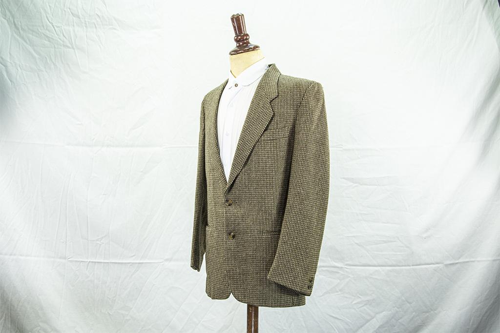 Salvage by Urban Bozz Tweed jacket  Pierre M