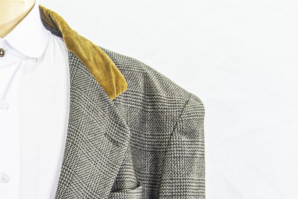 Salvage by Urban Bozz Tweed jacket Rob XXL