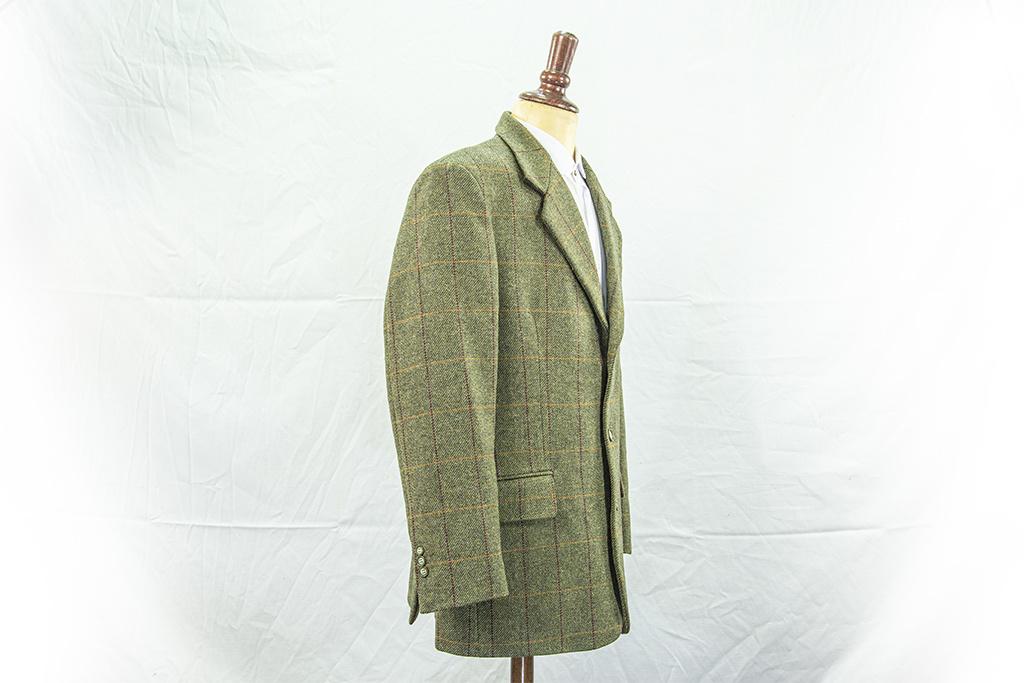 Salvage by Urban Bozz Tweed jacket Roderik XL