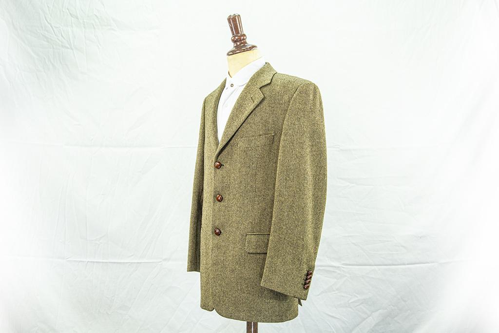 Salvage by Urban Bozz Tweed jacket Tristan M/L