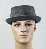 Major Headwear Porkpie hat grey