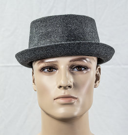 Major Headwear Porkpie hat grey