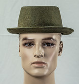 Major Headwear Porkpie hat olive