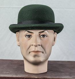 Mayser Hats Connor Derby Hat Green