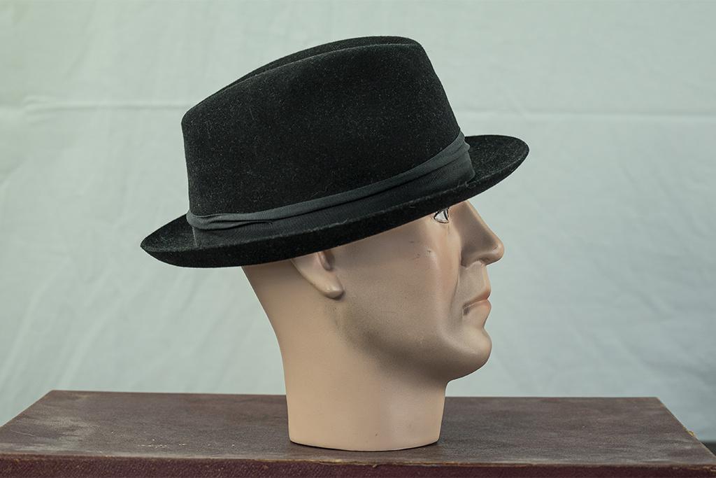 Christys' London Epsom Racing Trilby Hat